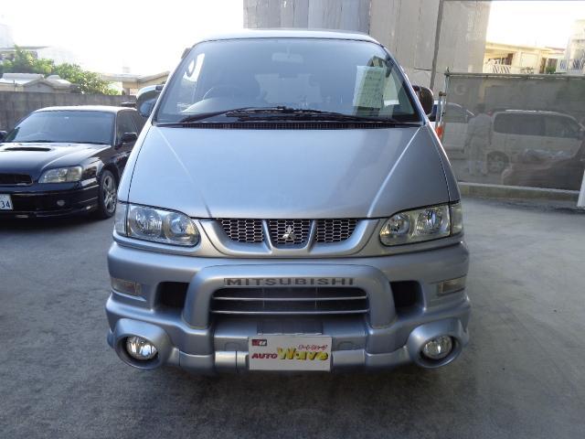 「三菱」「デリカスペースギア」「ミニバン・ワンボックス」「沖縄県」の中古車2