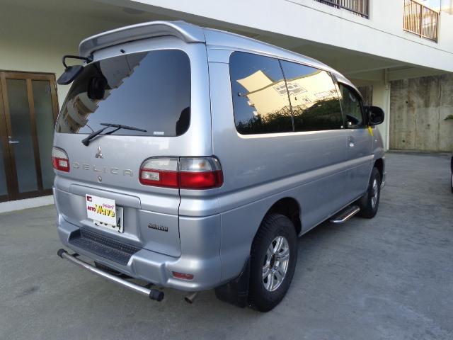 「三菱」「デリカスペースギア」「ミニバン・ワンボックス」「沖縄県」の中古車7