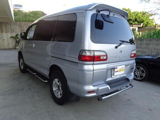 「三菱」「デリカスペースギア」「ミニバン・ワンボックス」「沖縄県」の中古車8