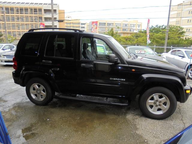 「その他」「ジープチェロキー」「SUV・クロカン」「沖縄県」の中古車4
