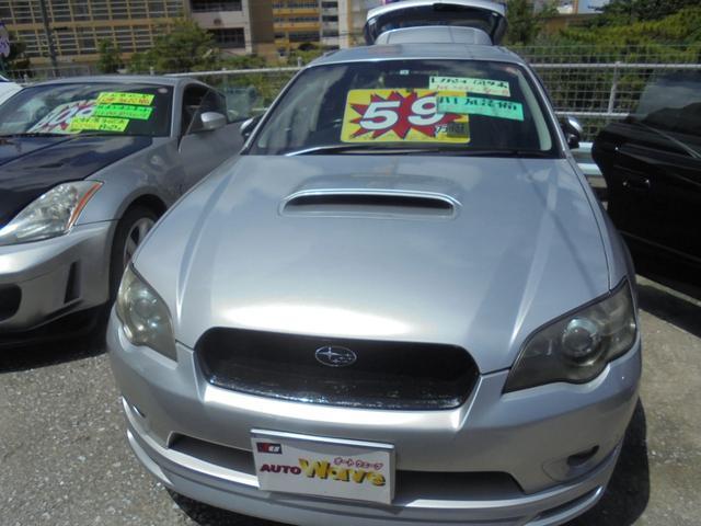 「スバル」「レガシィツーリングワゴン」「ステーションワゴン」「沖縄県」の中古車2