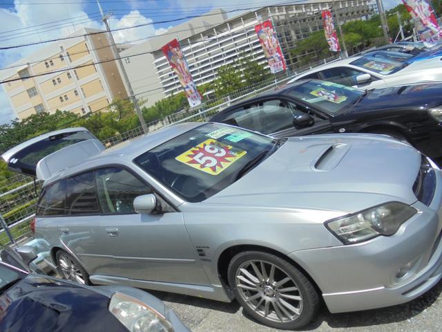 「スバル」「レガシィツーリングワゴン」「ステーションワゴン」「沖縄県」の中古車6