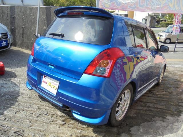 「スズキ」「スイフト」「コンパクトカー」「沖縄県」の中古車8