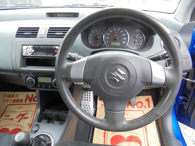 「スズキ」「スイフト」「コンパクトカー」「沖縄県」の中古車16