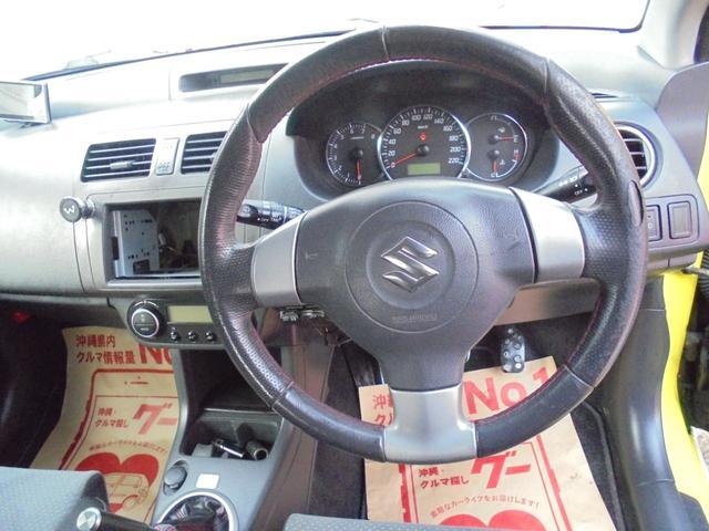「スズキ」「スイフト」「コンパクトカー」「沖縄県」の中古車15