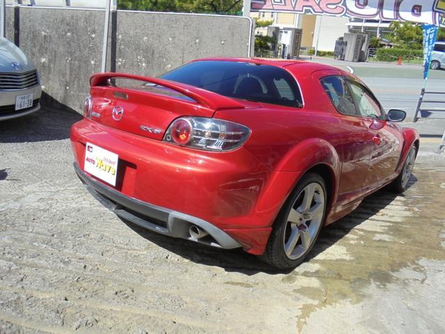 「マツダ」「RX-8」「クーペ」「沖縄県」の中古車8