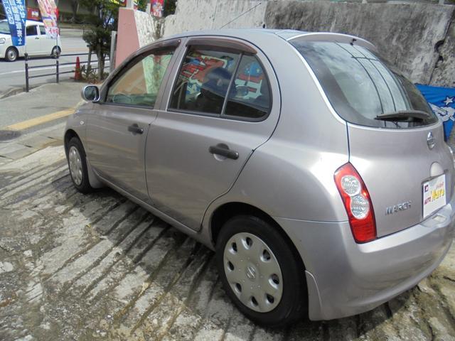 「日産」「マーチ」「コンパクトカー」「沖縄県」の中古車9