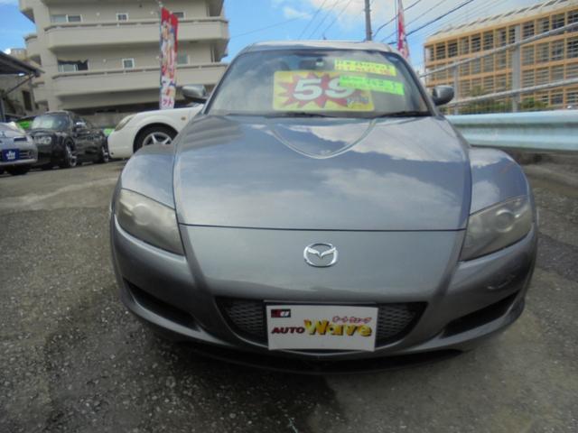 「マツダ」「RX-8」「クーペ」「沖縄県」の中古車2