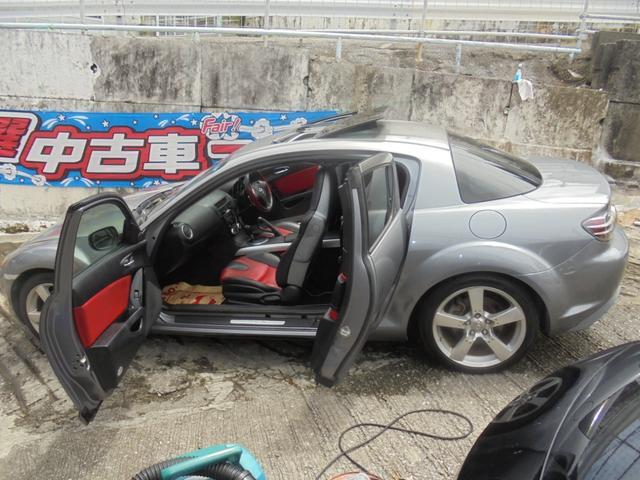 「マツダ」「RX-8」「クーペ」「沖縄県」の中古車7