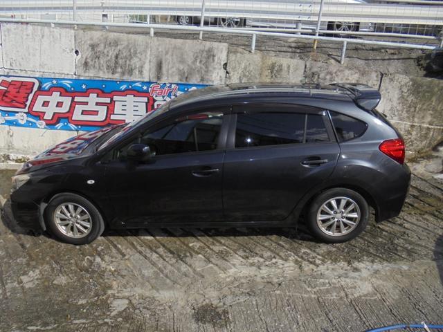「スバル」「インプレッサ」「コンパクトカー」「沖縄県」の中古車5