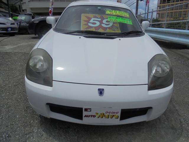 「トヨタ」「MR-S」「オープンカー」「沖縄県」の中古車2