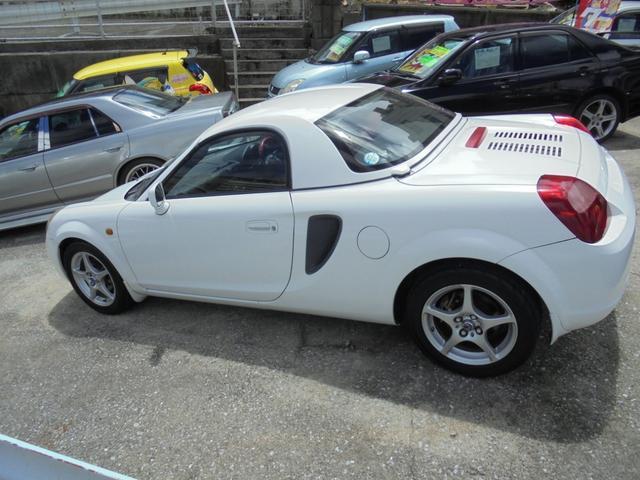 「トヨタ」「MR-S」「オープンカー」「沖縄県」の中古車5