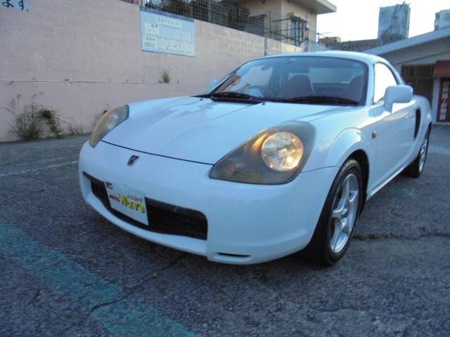「トヨタ」「MR-S」「オープンカー」「沖縄県」の中古車7