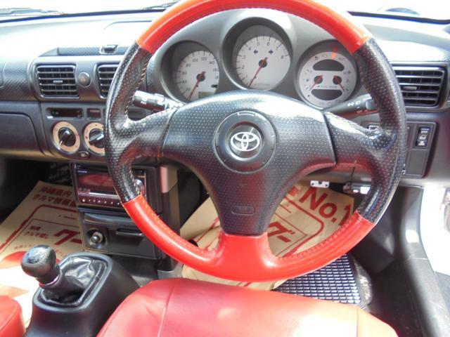 「トヨタ」「MR-S」「オープンカー」「沖縄県」の中古車16