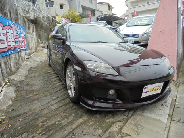 「マツダ」「RX-8」「クーペ」「沖縄県」の中古車6