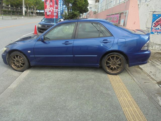 「トヨタ」「アルテッツァ」「セダン」「沖縄県」の中古車5