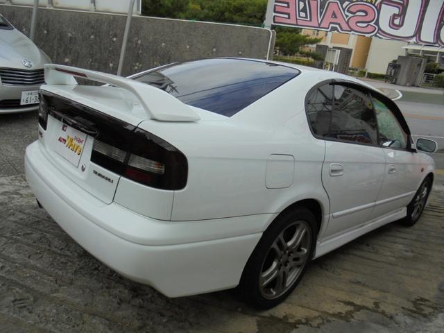 「スバル」「レガシィB4」「セダン」「沖縄県」の中古車8