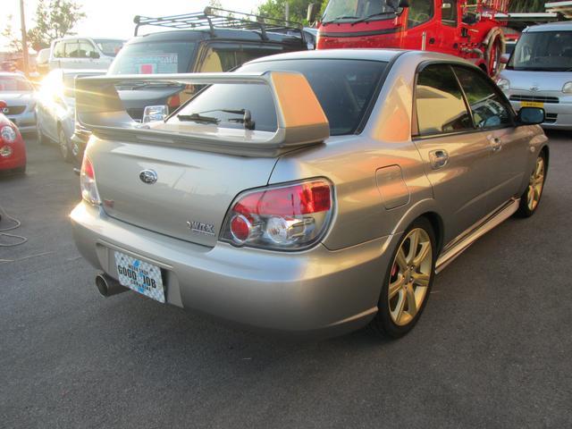 スバル インプレッサ WRX 4WD MT5速 ターボ オーリンズ車高調