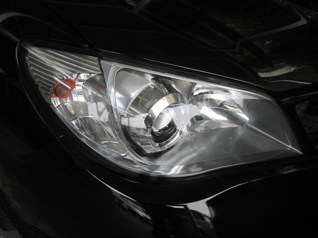 WRX AWD MT5速 ICターボ 社外マフラー HID(10枚目)