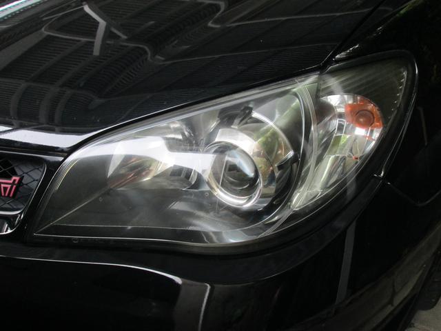 WRX AWD MT5速 ICターボ 社外マフラー HID(13枚目)