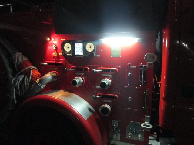 元消防車 ディーゼル ハイルーフ Wキャブ MT5速(16枚目)