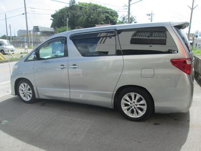 「トヨタ」「アルファード」「ミニバン・ワンボックス」「沖縄県」の中古車4