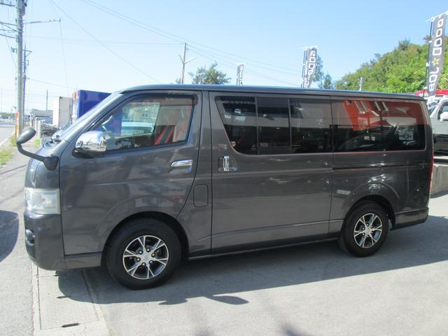 「トヨタ」「ハイエース」「その他」「沖縄県」の中古車4