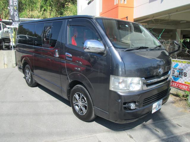「トヨタ」「ハイエース」「その他」「沖縄県」の中古車9