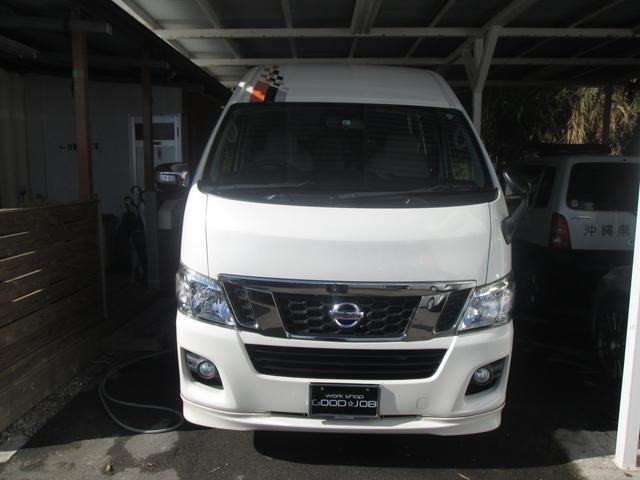 「日産」「NV350キャラバン」「ミニバン・ワンボックス」「沖縄県」の中古車2