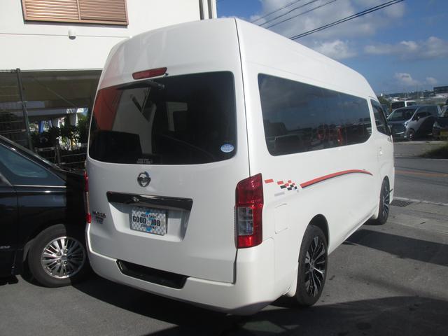 「日産」「NV350キャラバン」「ミニバン・ワンボックス」「沖縄県」の中古車7