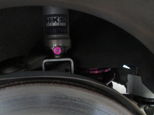 ベースグレード HKS車高調 柿本マフラー Z34RAYZ19インチアルミ 後期用LEDテール 純正HIDヘッドライト シートカバー(19枚目)