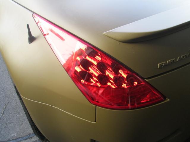 ベースグレード HKS車高調 柿本マフラー Z34RAYZ19インチアルミ 後期用LEDテール 純正HIDヘッドライト シートカバー(20枚目)
