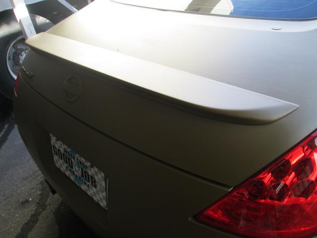 ベースグレード HKS車高調 柿本マフラー Z34RAYZ19インチアルミ 後期用LEDテール 純正HIDヘッドライト シートカバー(21枚目)