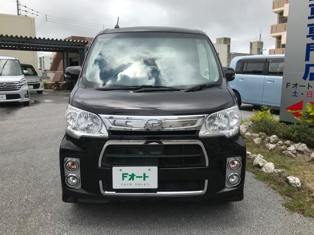 カスタムG 本土無事故車 1オーナー ナビ フルセグTV Bluetooth ETC バックカメラ スマートキー(2枚目)
