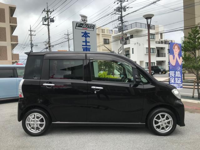 カスタムG 本土無事故車 1オーナー ナビ フルセグTV Bluetooth ETC バックカメラ スマートキー(3枚目)