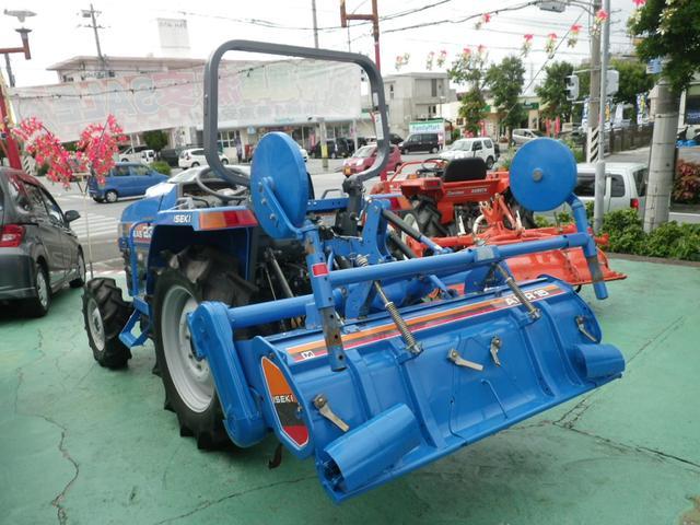 ISEKI 農用トラクター GEAS23(2枚目)