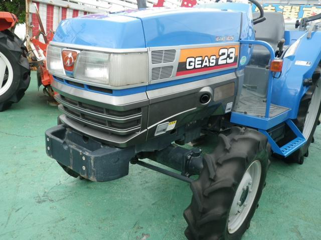 ISEKI 農用トラクター GEAS23(3枚目)
