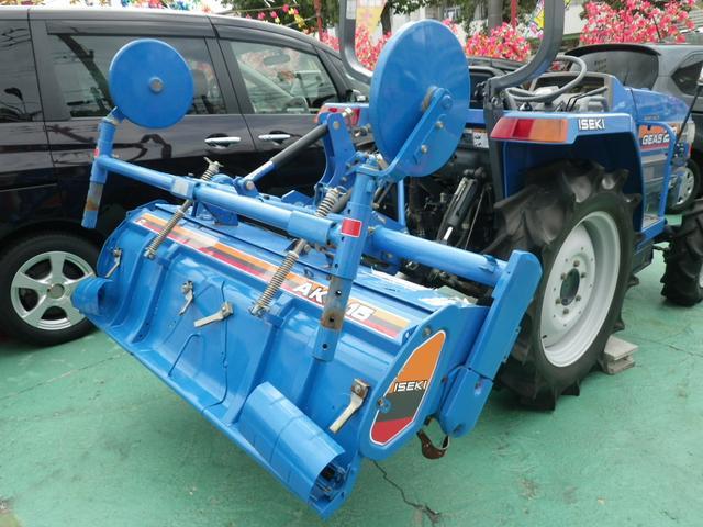 ISEKI 農用トラクター GEAS23(8枚目)
