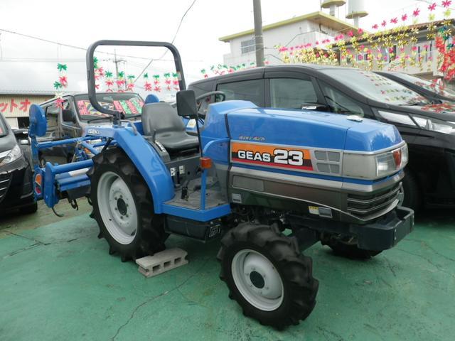日本その他 日本 ISEKI 農用トラクター GEAS23