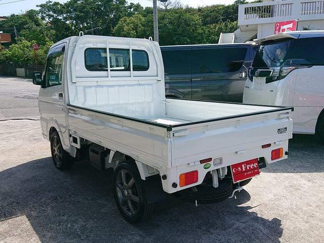 KCエアコン・パワステ 4WD(6枚目)