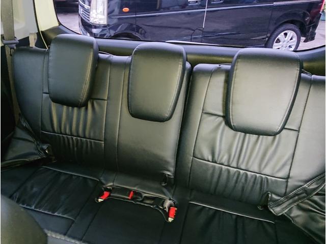 Z ストラーダ8インチナビ・TV・DVD・Bluetooth 10インチフリップダウンモニター 19インチアルミホイル 車高調 無限フルエアロ 社外マフラー 社外HIDライト 社外LEDテール 2年保証(18枚目)