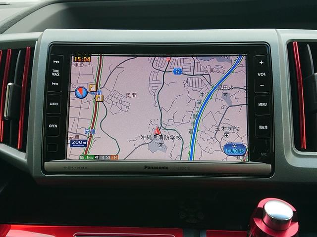 Z ストラーダ8インチナビ・TV・DVD・Bluetooth 10インチフリップダウンモニター 19インチアルミホイル 車高調 無限フルエアロ 社外マフラー 社外HIDライト 社外LEDテール 2年保証(25枚目)