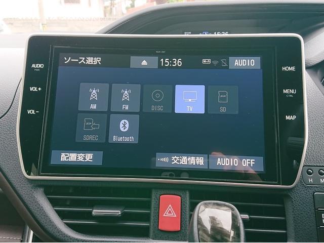 Gi モデリスタエアロ 両側パワースライドドア プッシュスタート  ドライブレコーダー トヨタセーフティセンス 10インチSDナビ・TV・DVD ETC2.0 ハンドフリースライドドアオープナー 2年保証(22枚目)
