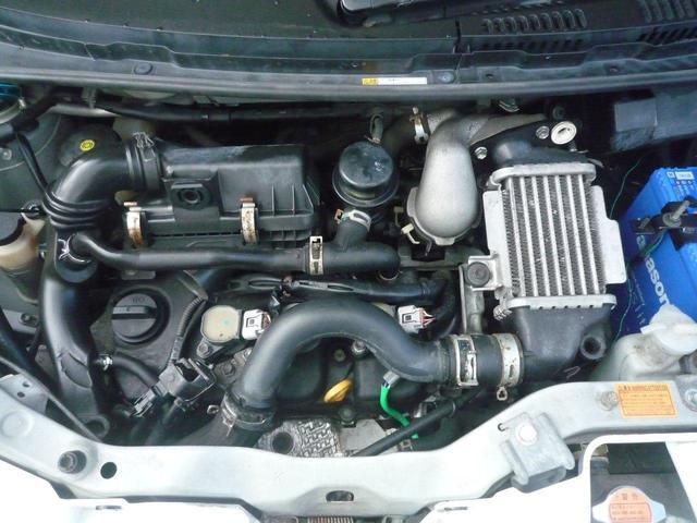 KFターボ 5MT 車高調 アルミ(12枚目)