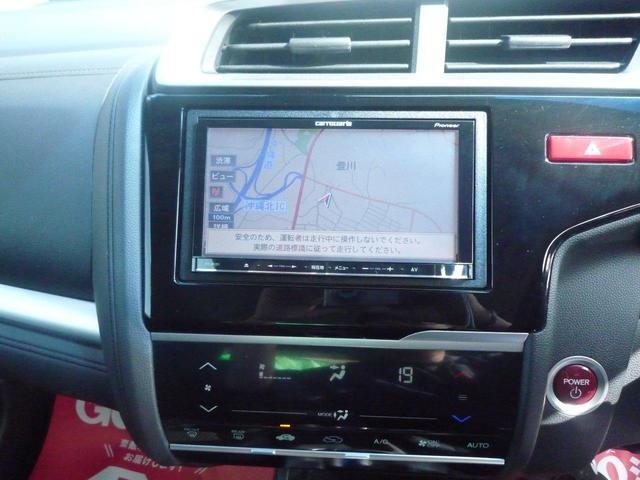 人気のハイブリッド♪ナビ・DVD・バックカメラ付きと装備品も充実!低燃費コンパクトなので運転も楽々です♪