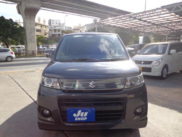 「スズキ」「ワゴンRスティングレー」「コンパクトカー」「沖縄県」の中古車2