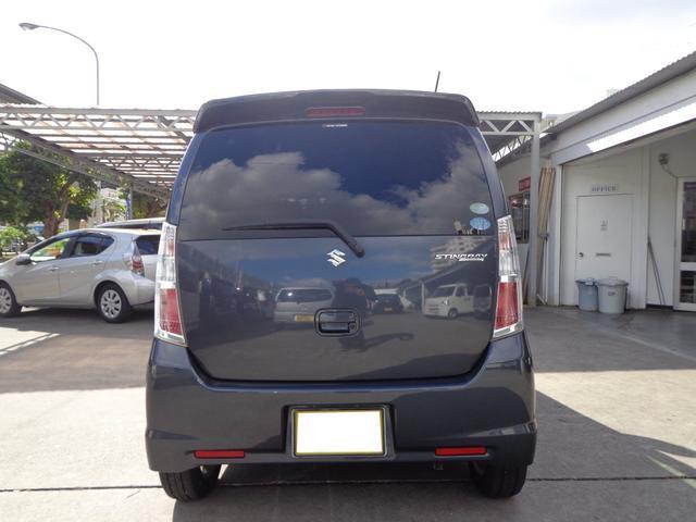 「スズキ」「ワゴンRスティングレー」「コンパクトカー」「沖縄県」の中古車6