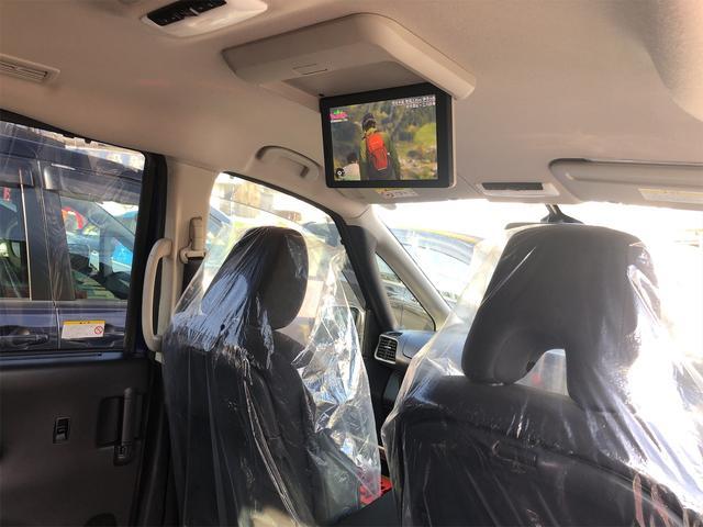 X 後席モニター バックカメラ Bluetooth TV・DVD視聴 片側電動ドア ステアリングスイッチ(3枚目)