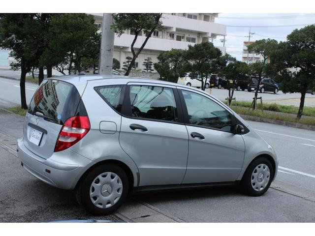 メルセデス・ベンツ M・ベンツ A170・ディーラー車・純正オーディオ CD・キーレス