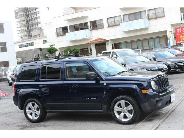 「その他」「ジープパトリオット」「SUV・クロカン」「沖縄県」の中古車9